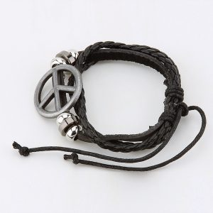 Bracelet_Leather_Peace_801
