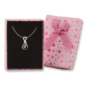 Necklace_Pink_Heart_Twisted_Boxed_1610